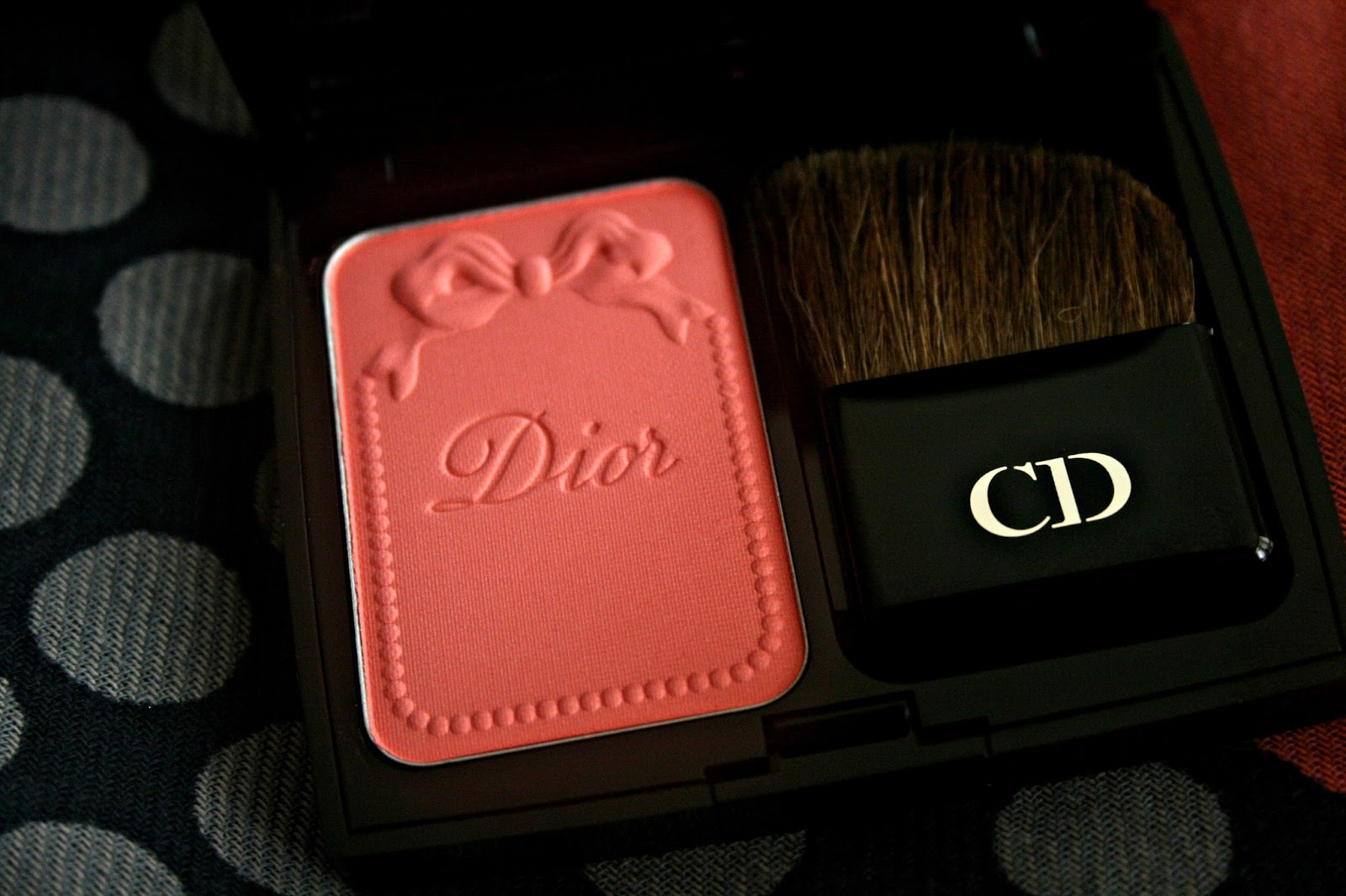 Dior Blush in Corail Bagatelle Dior Trianon Spring 2014 Collection