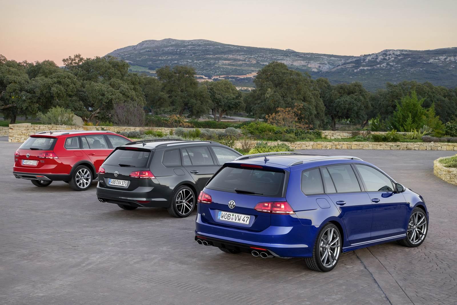 VW Golf Estate