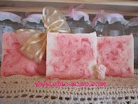 Jabón de Rosa Mosqueta y Seda