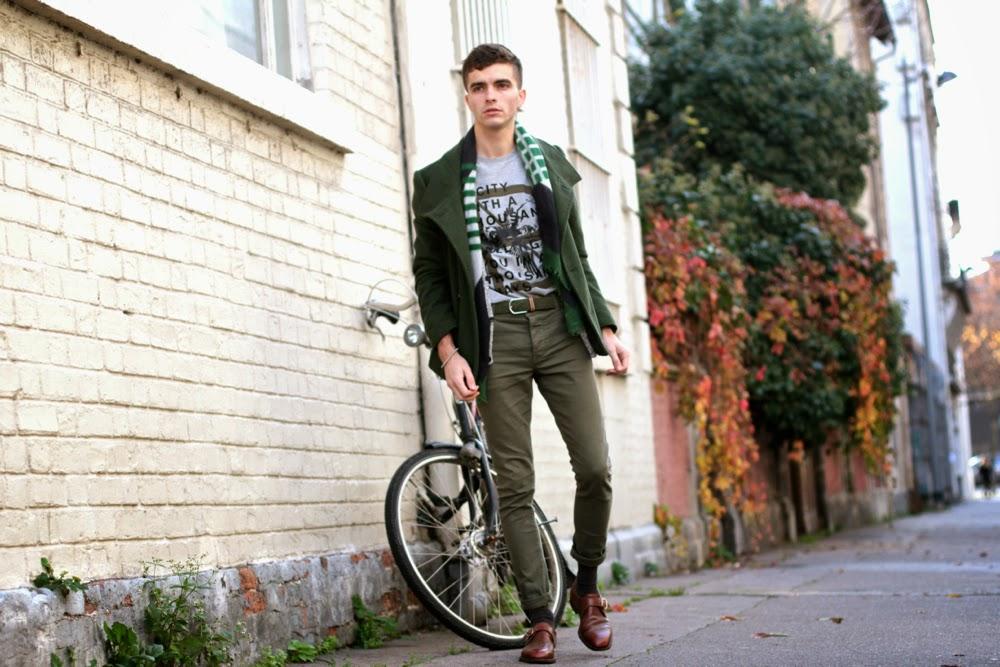 doublju coat manteau en laine - dries van noten écharpe scarf - asos jeans - chaussures shoes céline  - celioclub t-shirt - blog mode homme mensfashion