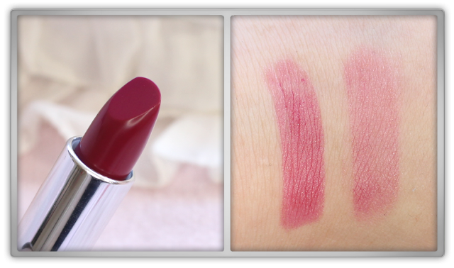 Beautynet Korea haul review beauty Secret key Kiss Sweet Glam Tint Glow chic burgandy