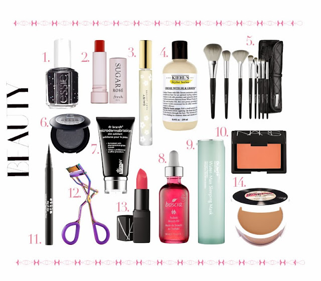 Beauty, Gift Guide, Affordable, Products, Sephora