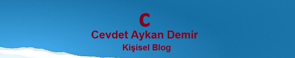 Cevdet Aykan Demir