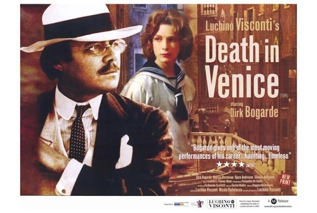 Frases de la película Muerte en Venecia