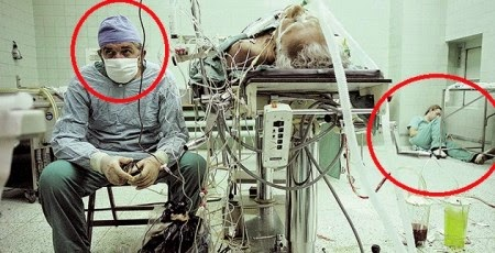 Doctor's Photo That Shocked The Whole World