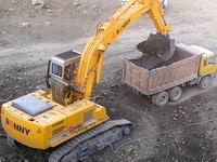 Excavator CED1000-7 Backhoe