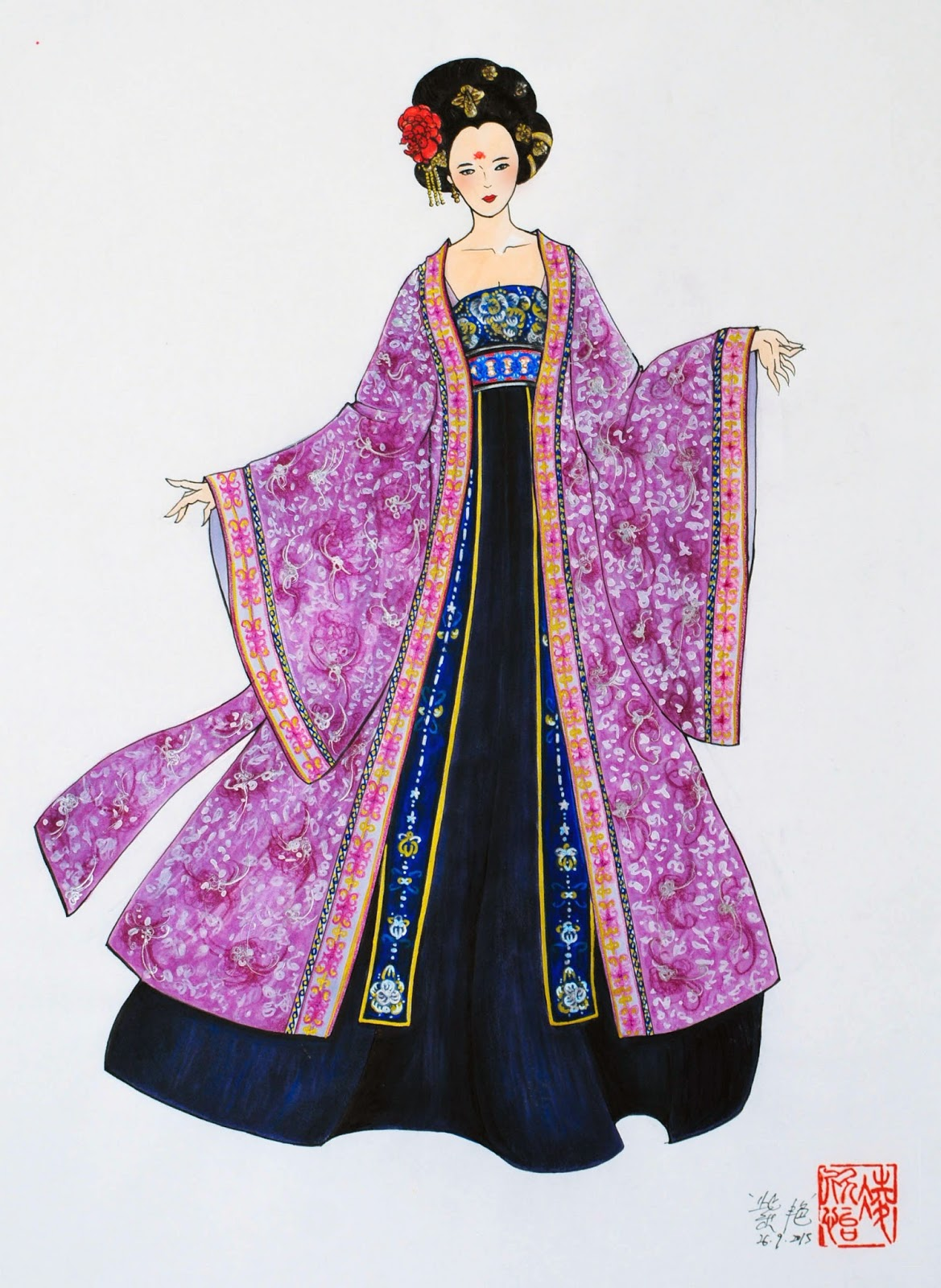tang dynasty This dynasty is often regarded as the golden age of chinese history, especially in  the arts and culture it was also during the tang dynasty that buddhism rose to.