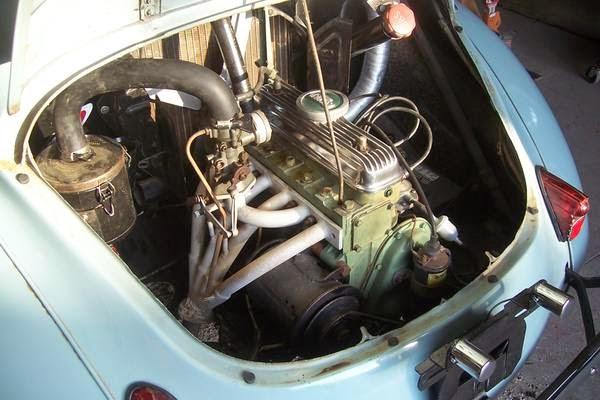1956 Renault 4cv Auto Restorationice