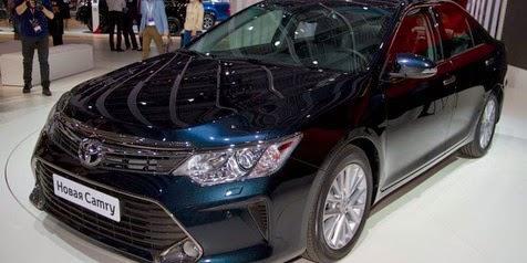 Toyota Camry Model Terbaru