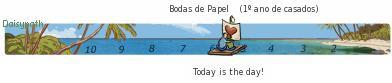 Bodas de Papel - 12/12/2011