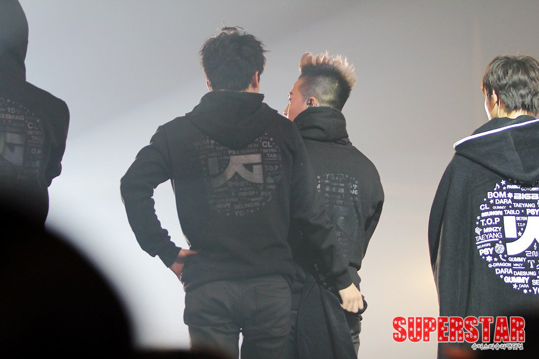 Seungri at YG Family Concert