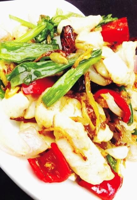 Resipi Ayam Kong Poh