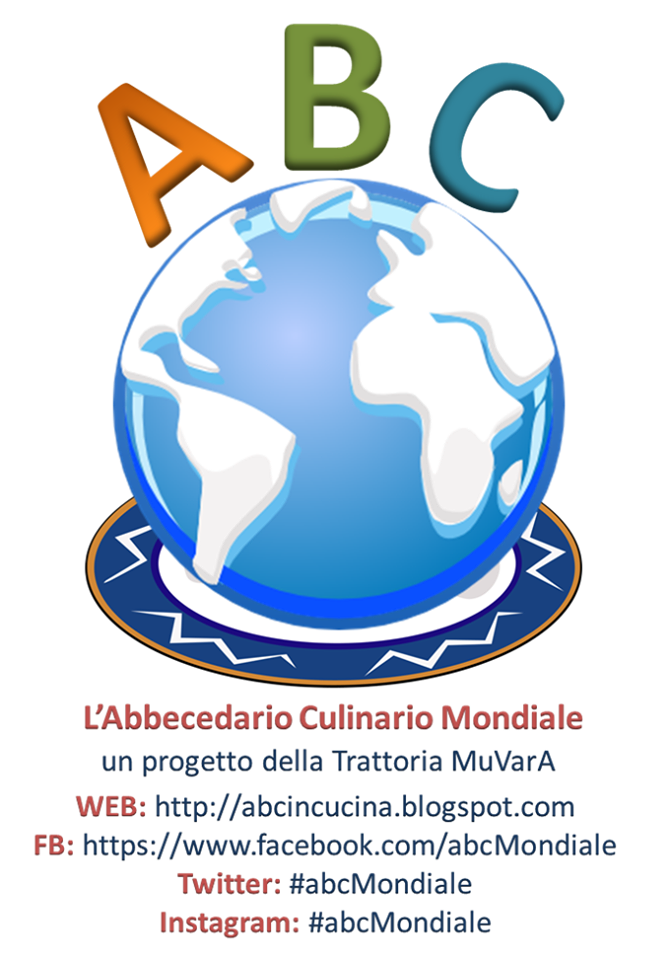 Abbecedario Culinario Mondiale!!!
