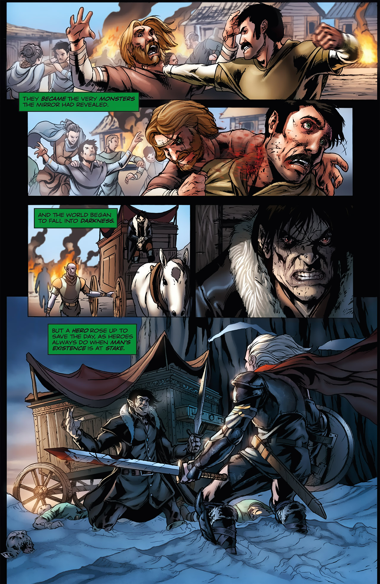 Grimm Fairy Tales (2005) Issue #22 #25 - English 6