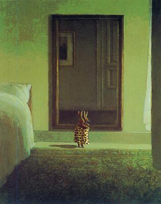 Michael Sowa tiger hase