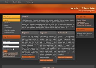 joomla cms templates
