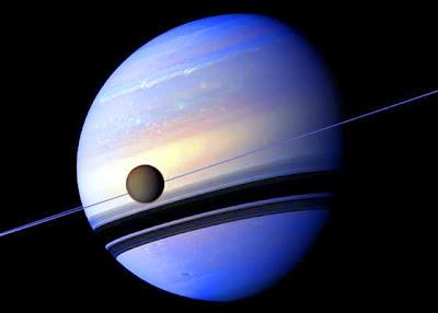 Saturno un evento extraordinario