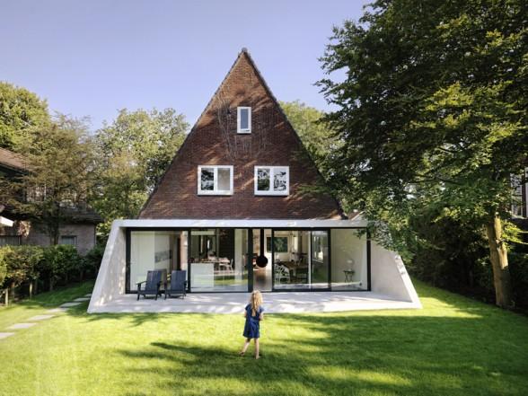Rumah Minimalis Sederhana Desain Pedesaan