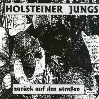 Holsteiner Jungs - Zurück auf den Straßen (1996)