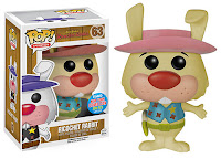 Funko Pop! Ricochet Rabbit Yellow
