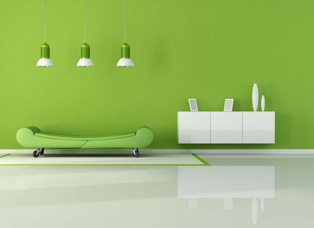 Simplicity Is The Keynote Of All True Elegance Wall