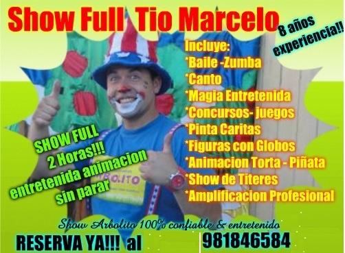 show Tio Marcelo