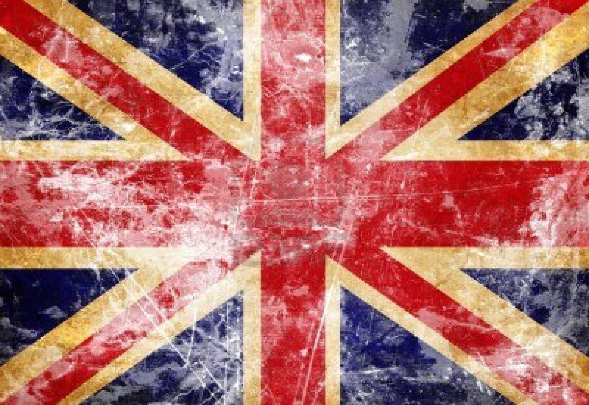Old english flag