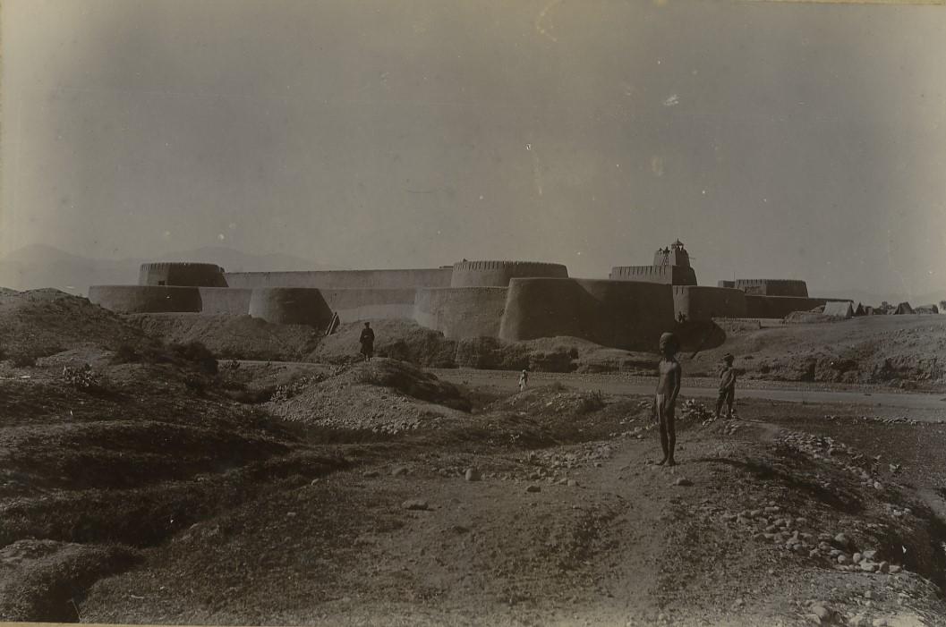 Jamrud Fort in Pakistan Jamrud Fort Near Khyber Pass