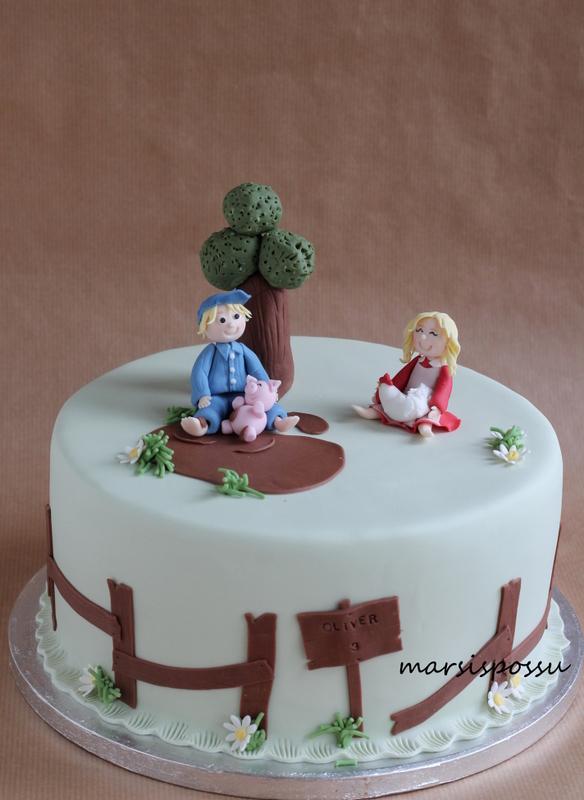 Eemeli -kakku