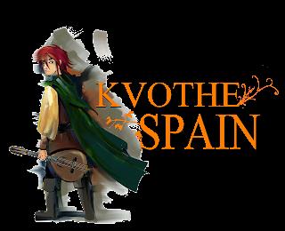 Kvothe Spain