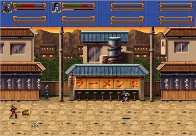 Game Naruto The Setting Dawn (NTSD)