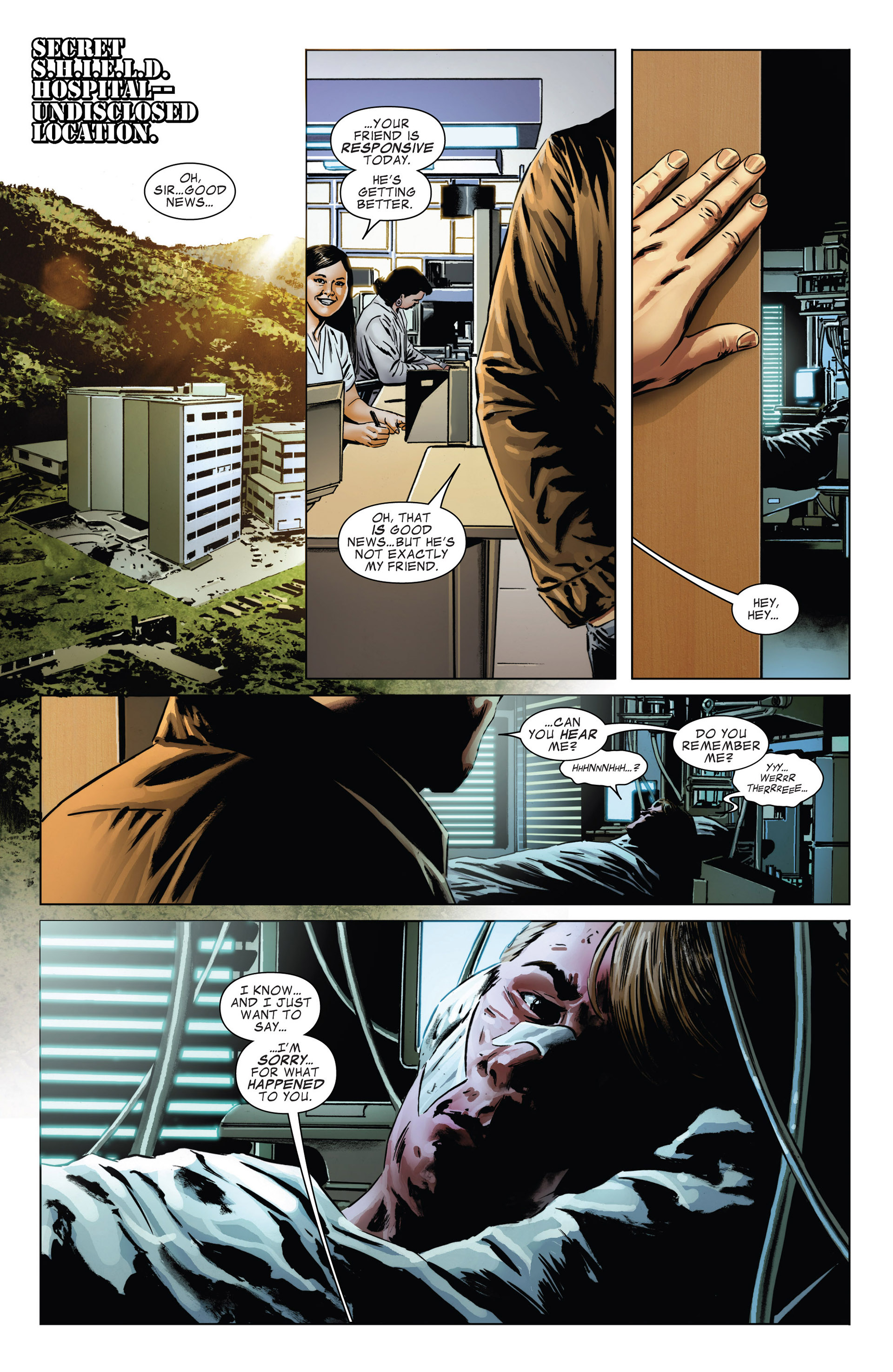 Captain America (2011) Issue #19 #19 - English 2