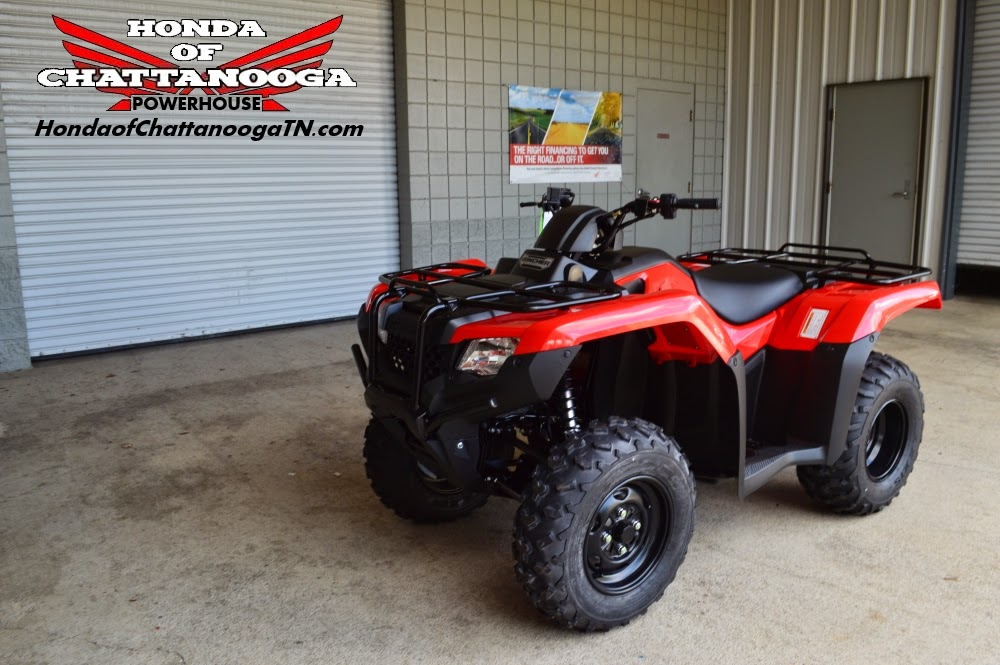 Exceptional 2015 Rancher 420 2x4 For Sale / TN GA AL ATV Dealer 2015 Rancher 420 Manual  / Foot Shift 2x4 (TRX420TM1F)