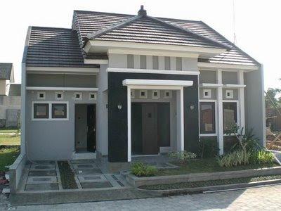 gambar cat rumah on Contoh Gambar Rumah Minimalis | Berita Terkini