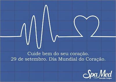 29 de Setembro Dia Mundial do Coração