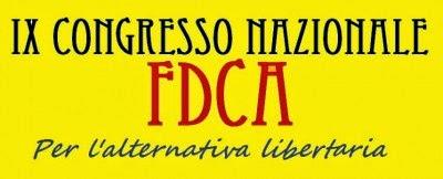 IX Congresso Nazionale della FdCA