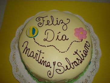 Torta hermanos (25 personas)