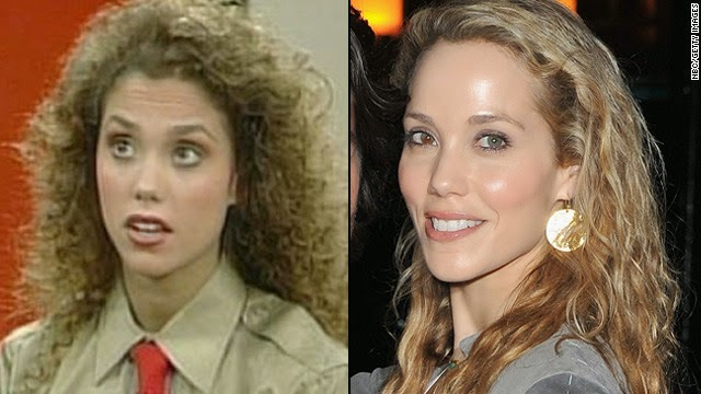 Saved by the Bell, Salvados por la Campana, Elizabeth Berkley