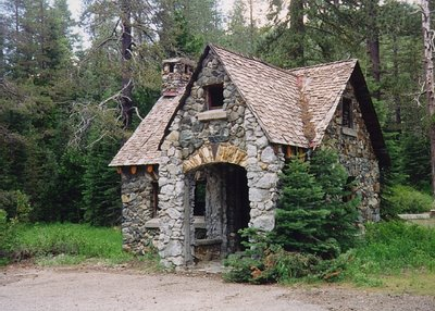 Dry stone building for Building a house in michigan