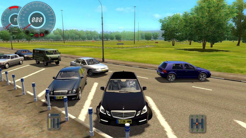 City Car Driving Simulator D