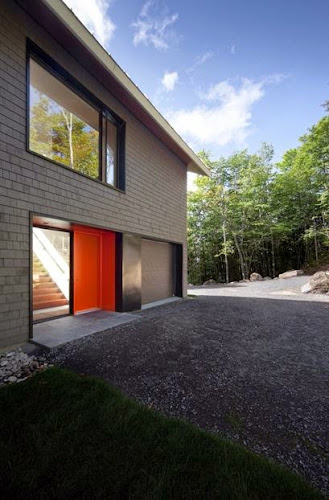 Panorama House by Blouin Tardif Architecture