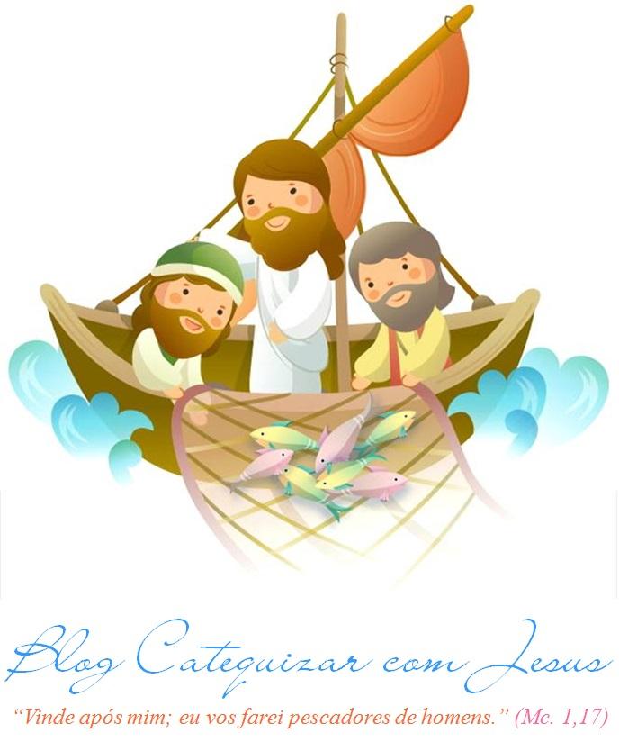 Catequizar com Jesus  - Dicas para blogs