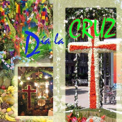 COSTUMBRES Y TRADICIONES DE GUATEMALA DIA DE LA CRUZ EN GUATEMALA