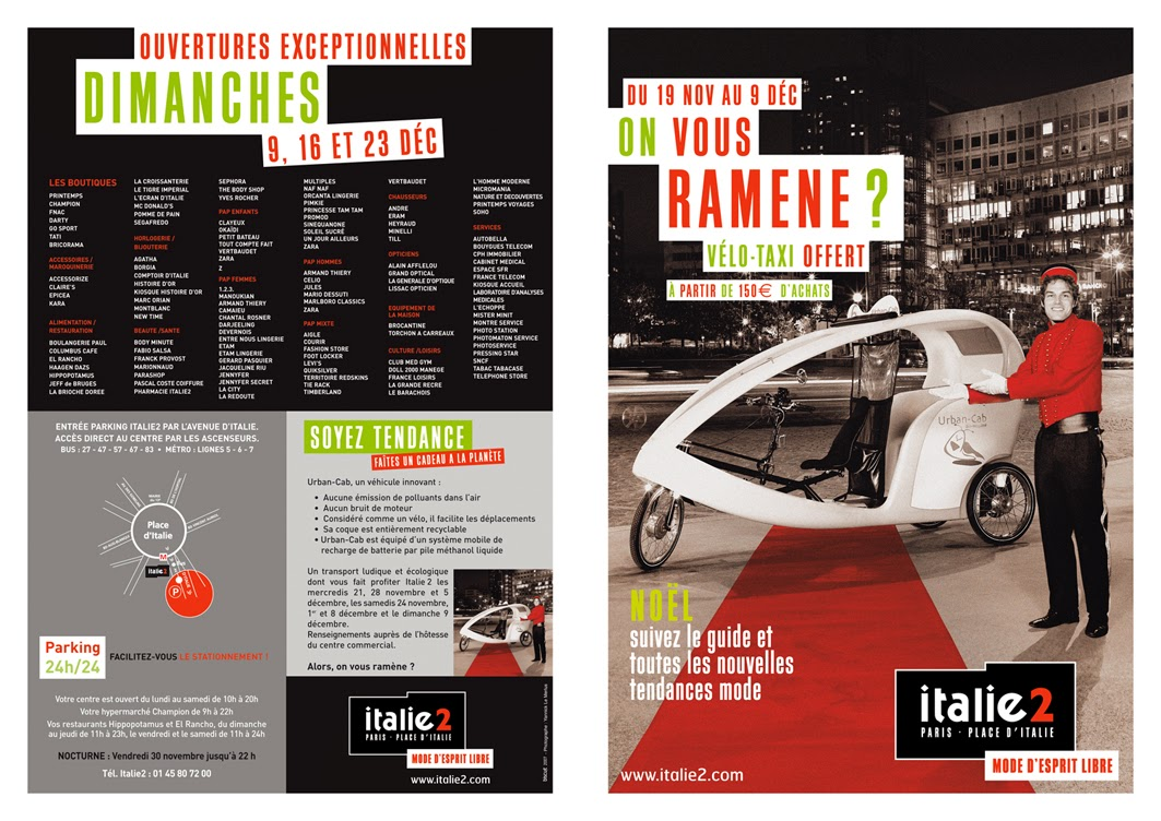 directeur artistique  italie2    urban cab    catalogue