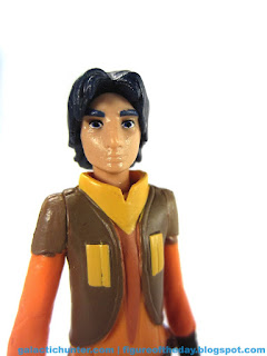 Ezra Bridger (The Force Awakens 2015)