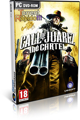 Download Capa 3D Call of Juarez: The Cartel PC