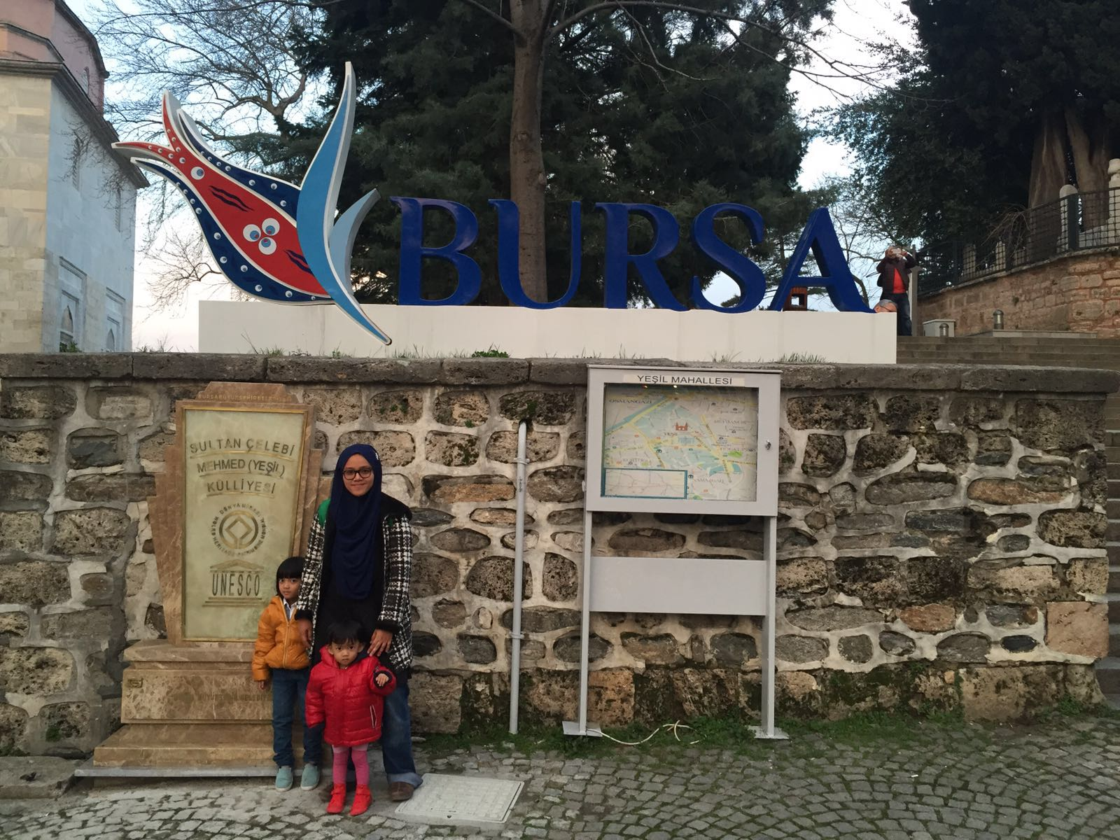Bursa,Turki March 2016