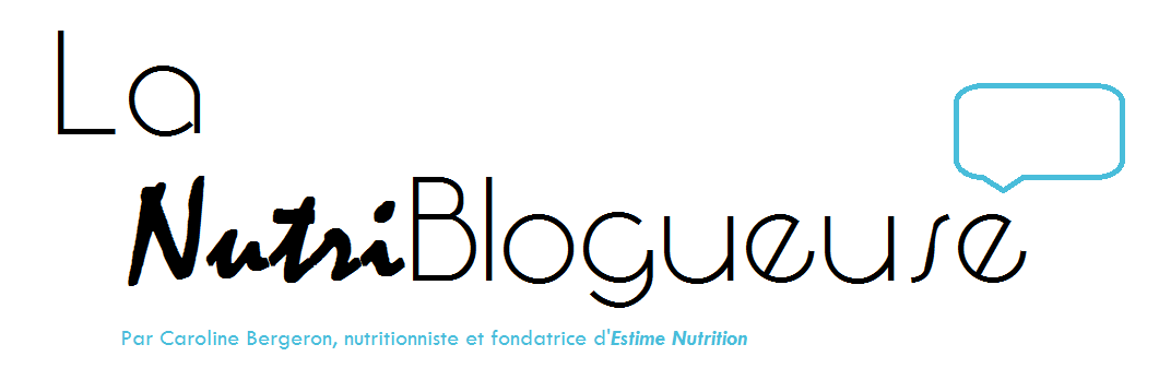 La Nutriblogueuse