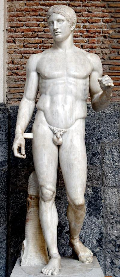 Arte ertica de Pompeia - Bild von Archologische