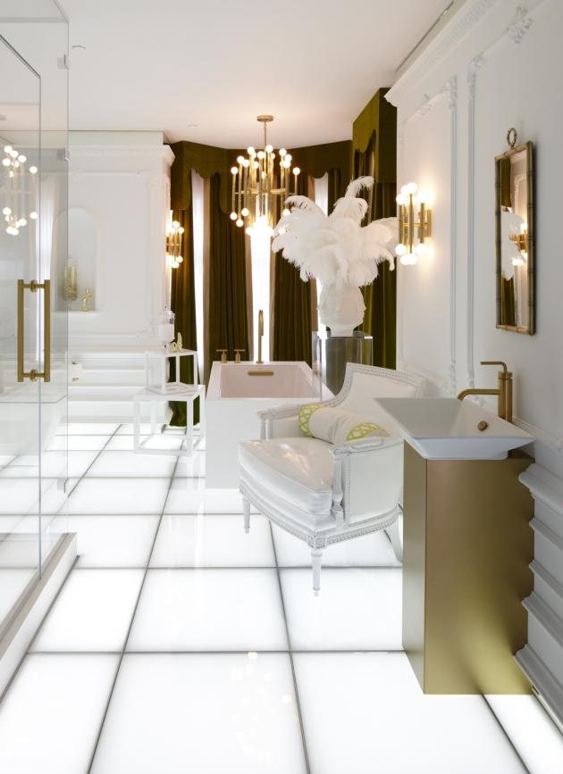 To da loos jonathan adler bathroom design based on a movie for Jonathan adler interior design